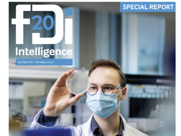 fDi Intelligence published a special report: Vilnius bolsters its biotech credentials